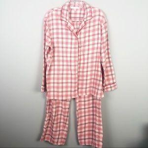 Victoria's Secret | Flannel Plaid Pajamas
